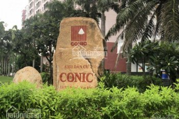 Bán lô vành đai KDC Conic 13B, DT: 120m2 ngay KDC Conic 13B, giá 49 triệu/m2, lô đất vị trí đẹp