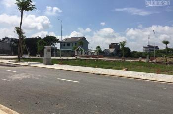 Bán đất MT đường Lê Thị Riêng, Thới An, Q12, đất thổ cư, 5x20m, SHR, giá: 799tr /nền: LH 0902236311