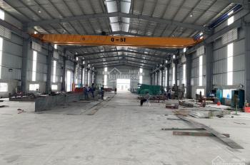 Chính chủ cho thuê kho xưởng công nghiệp 1000 -10.000m2 khu vực Văn Giang, Hưng Yên, 0981358611