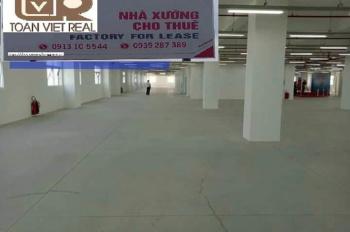 Cho thuê Kho xưởng giá rẻ tại Tân Thuận Quận 7, LH: 0939 287 389 - 0913 10 5544