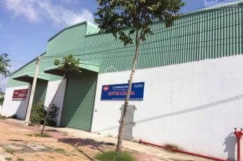 Cho thuê kho gần 700m2 có sân đậu xe Quốc Lộ 1A, Cần Thơ 13 triệu/th (miễn trung gian)