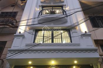 Bán nhà phố Duy Tân - Cầu Giấy 55m2 x 5T = 9.5 tỷ (cạnh trường cấp 2 Dịch Vọng Hậu, kinh doanh tốt)