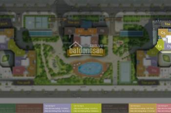 Cần bán căn G hướng đông nam tầng trung tòa 901B giá 7.3 tỷ dự án Starlake