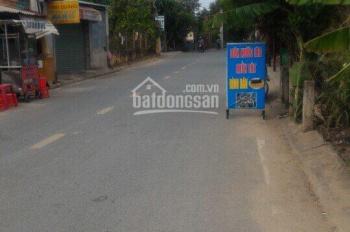 Nhà cấp 4, mặt tiền đường lớn, tiện kinh doanh buôn bán, Nhị Binh, Hóc Môn