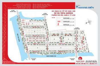 Đất nền Topia Khang Điền quận 9 - chuyên mua bán sang nhượng sàn sunland bán độc quyền