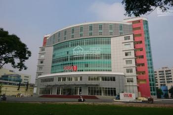 Cho thuê VP 400m2/ 84,8tr QTSC building công viên phần mềm Quang Trung. Thanh: 0965154945