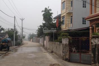 Bán 65m2 bìa làng Vân Nội, đường 8m, view đường Võ Nguyên Giáp, giá đầu tư. LH: 0977191861