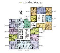 Nhận mua bán - Cho thuê căn hộ tại dự án HPC Landmark 105 - Hải Phát