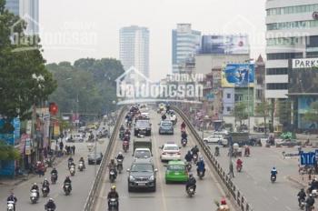 Bán nhà mặt phố Cát Linh, DT 60m2, MT 4,5m x 5T, giá 27,7 tỷ, LH 0982824266