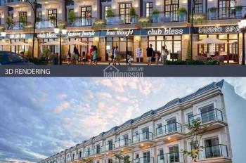 Khánh thành tuyến phố thương mại Lakeside trong lòng khu đô thị Tây Bắc Đà Nẵng, giá 6 tỷ CK 6%