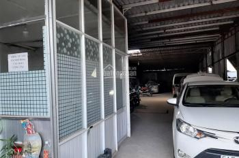 Cho thuê kho bãi Quận 4, DT 200m2, đường Bến Vân Đồn gần cầu Nguyễn Văn Cừ