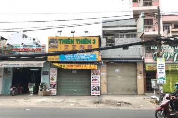 Cho thuê nhà 559 - 561, đường Âu Cơ, phường Phú Trung, quận Tân Phú