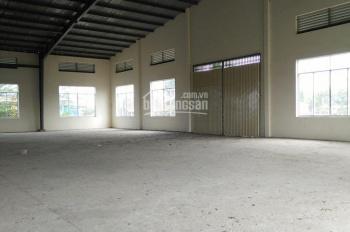 Cho thuê kho xưởng đường Lê Văn Khương, phường Hiệp Thành, Q12, DT 1.000m2, 80tr/th. Tel 0972912948