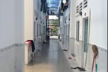 Cần sang gấp dãy trọ 12 phòng, 5x25m, giá chỉ 1 tỷ 150 tr, cách chợ Hóc Môn 300m