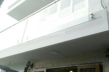 Bán căn góc 2 mặt tiền hẻm 8m đường 3 Tháng 2, Q. 10, (4.5x12.8m), trệt 2 lầu. Giá 11,6 tỷ