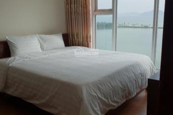 Bán gấp căn hộ, view chính diện vịnh Hạ Long, full nội thất, giá rẻ