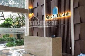 Bán lại căn Sun Village đang cho thuê, HĐ 2 năm, Q. BT, 96m2, full NT. LH: 0906696274