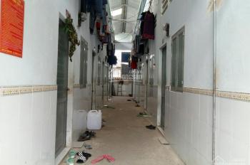 Muốn bán gấp dãy trọ 10 phòng ngay đường Quang Trung, TT Hóc Môn DT: 190m2 giá, 1 tỷ 150 Triệu