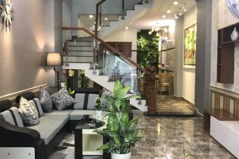 Chính chủ bán nhà mới xây hẻm 4,5m Đường số 4, P11, Gò Vấp. 4x15, 3,5 tấm, LH 0907076302