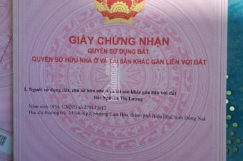 Bán đất đối diện chợ Dầu Giây, ngay trung tâm hành chính huyện, LH 0901.555.762 hoặc 0981.555.767
