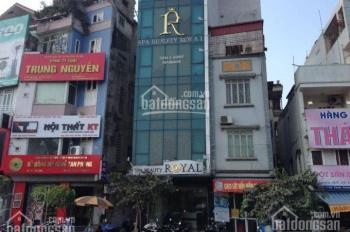 Bán nhà mặt phố Láng Hạ siêu đẹp 180m2, 10 tầng, mặt tiền hơn 8m, giá hơn 80 tỷ