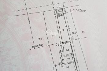 Bán nhà góc 2 MT Hậu Giang 107m2, nhà 3 lầu nở hậu. Giá 16.5 tỷ
