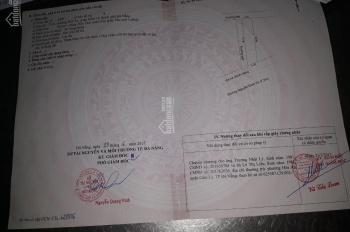 Chính chủ tôi bán đất thổ cư tại Nguyễn Đình Tứ, phường Hòa An, Quận Cẩm Lệ, thành phố Đà Nẵng