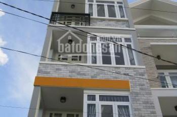 Bán nhà mặt tiền Lê Quang Định, quận 5. Diện tích 80m2, 3 tầng giá đầu tư lời ngay 2 tỷ
