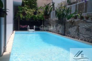 Cho thuê biệt thự đường 64 Thảo Điền, 350m2, giá 58tr/tháng, sân vườn, hồ bơi. LH 0909246874