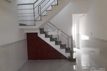 Nhà bán 3,5x12m 1 trệt, 1 lầu, sổ hồng chung tại Xã Thới Tam Thôn, Hm