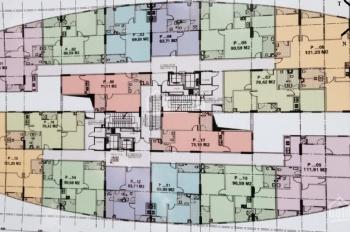 Bán gấp căn hộ chung cư CT2 Yên Nghĩa căn 1010 diện tích 90.44m2, giá 12tr/m2. LH 0969749993