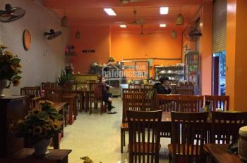Cho thuê cửa hàng kinh doanh Vũ Phạm Hàm. Diện tích 50m2, MT 5m, thông sàn, độc lập