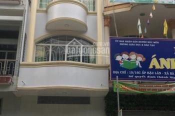 Bán nhà 3 lầu + 1 trệt gần Nguyễn Ảnh Thủ 4x20m SHR, chính chủ 5,8 tỷ (liên hệ: 0905.9999.66)