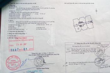 Chính chủ cần bán căn góc 3 ngủ chung cư Licogi 12 Đại Từ, Hoàng Mai, Hà Nội