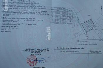 Bán đất nền 300m2 và 402m2 xã Hạ Long, Vân Đồn mặt đường 334, sát dự án Sonasea Vân Đồn. 0919686686