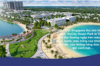 Song Lập Đông Nam 141,8 m2, khu Ngọc Trai đảo trung tâm vip nhất dự án Vincity Gia Lâm