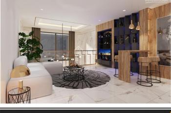 Nhà mới 100%, gồm 1 trệt + 1 lửng + 2 lầu + sân thượng, giá 4,7 tỷ