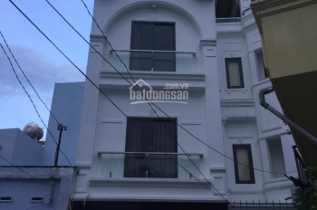 Bán nhà 91/10A Nguyên Hồng, Bình Thạnh mới xây 100% HXH quay đầu