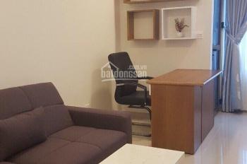 Bán officetel River Gate - Q4, tầng 17, full nội thất, DT 26m2, giá 2 tỷ. LH 0908268880