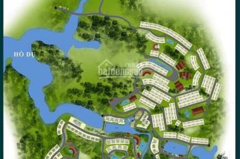 Biệt thự Hasu Village ven đô Hà Nội vốn 800 triệu, đang cho thuê dài hạn 150tr/năm. LH 0986853461