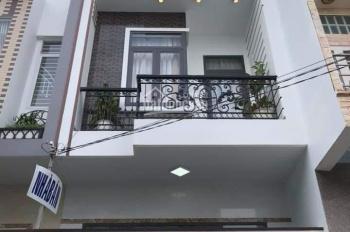 Bán nhà 1 trệt, 2 lầu khu dân cư Hàng Bàng Nguyễn Văn Linh