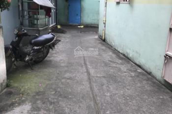 Duy nhất căn nhà phố hẻm 166/ Phạm Phú Thứ, P. 4, Quận 6, không gian sống yên tĩnh, thoáng mát