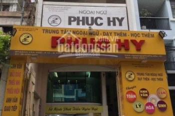 Nhà mặt tiền Đặng Văn Ngữ, P10, Q. Phú Nhuận, 3,7x21m, 2 lầu, giá chỉ 12.5 tỷ. Rẻ nhất thị trường