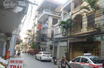 Bán nhà 4 tầng ngõ 189 Hoàng Hoa Thám, DT 50m2, MT 6m, ngõ ô tô tránh nhau