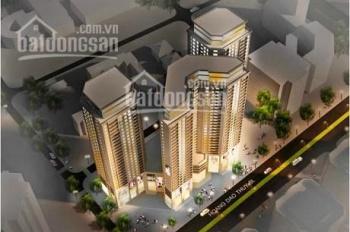 Cho thuê sàn thương mại tầng 1, tòa N04 Hoàng Đạo Thúy, quận Cầu Giấy