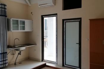 Cho thuê chung cư mini full đồ, điều hòa, nóng lạnh, giá chỉ từ 2.6tr/tháng