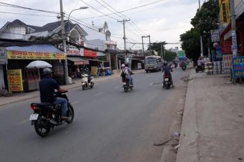 Bán nhà mặt tiền Nguyễn Ảnh Thủ, Hóc Môn khu trung tâm kinh doanh mọi ngành nghề. DT: 8x18m, SHR