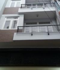 Bán nhà đường Trần Quý Cáp, Phường 11, Bình Thạnh, ngang 6m, dài 15m, 1T, 2L, giá 7 tỷ 500tr TL