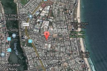 Bán đất đẹp ven biển đường Dương Đình Nghệ, Đà Nẵng 10x17,5m, khu KS sầm uất. LH: 0905.606.910