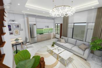 Cần bán nhà Hồ Tùng Mậu, DT: 50m2, MT 6,8m x 4,5 tầng thiết kế tuyệt đẹp, LH: 0987.689.138